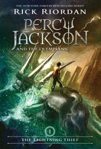 PERCY JACKSON THE LIGHTNING THIEF